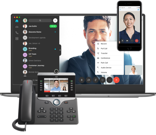 Webex Calling Devices